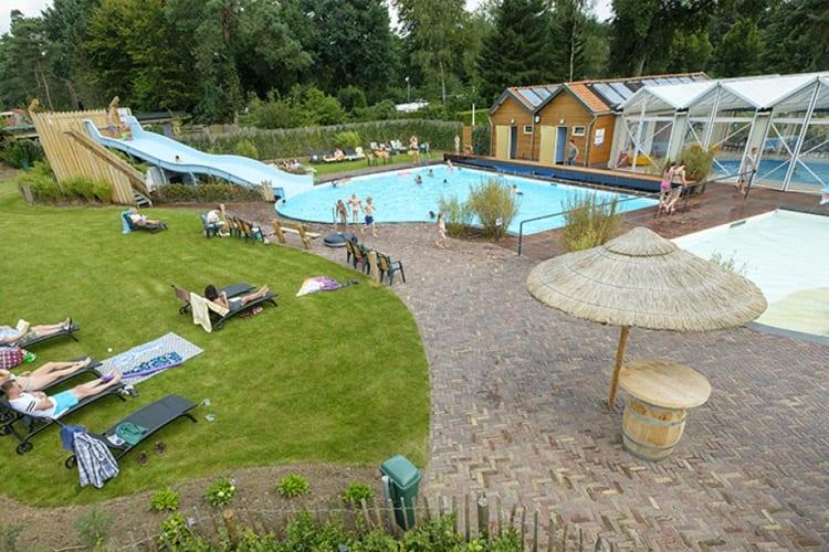 camping belgie met zwembad